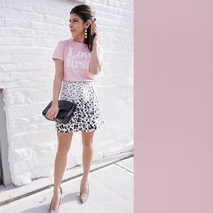 J. Crew Love First Graphic Tee